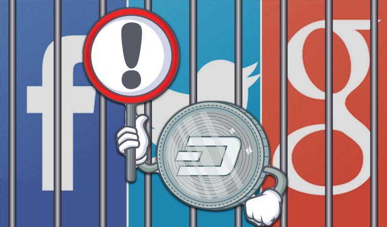 Twitter Google Facebook ban crypto ads