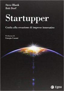 Copertina Startupper. Guida alla creazione di imprese innovative